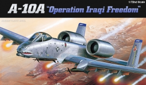 "Academy 12402 1/72 A-10A ""Opertion Iraqi Freedom"""