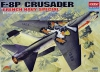 "Academy 12407 1/72 F-8P Crusader ""French Navy Special"""