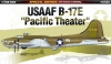 "Academy 12533 1/72 B-17E Flying Fortress ""Pacific Theater"""