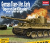 "Academy 13509 1/35 German Tiger I Early ""Operation Citadel"""