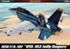 "Academy 12535 1/72 F/A-18F Super Hornet ""VFA-103 Jolly Rogers"""