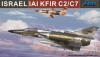 AMK 88001A 1/48 IAI Kfir C2/C7 (2nd Edition)