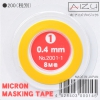 Aizu Project 2001-1 Micron Masking Tape (0.4mm)