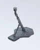 Bandai 0148216 Action Base 1 [Gray] (for 1/144 & 1/100)