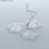 Bandai 0222131 Action Base 4 [Clear] (for 1/100)