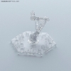 Bandai 0222132 Action Base 5 [Clear] (for 1/144)
