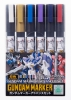Mr Hobby GMS124 Gundam Marker Advanced Set