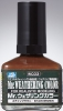 Mr Hobby WC-03 Mr. Weathering Color [Stain Brown] 40ml