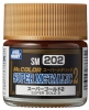 Mr Color Super Metallic SM202 Super Gold 2 (10ml)
