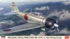 "Hasegawa 07489 1/48 Mitsubishi A6M2a Zero Fighter Type 11 ""12th Flying Group"""