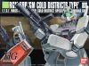 "Bandai HG-UC038(120465) 1/144 RGM-79D ""GM Cold Districts Type"""
