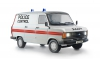 "Italeri 3657 1/24 Ford Transit ""UK Police"""