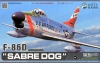 KittyHawk KH32007 1/32 F-86D Sabre Dog