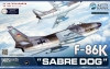 KittyHawk KH32008 1/32 F-86K Sabre Dog