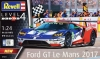 "Revell 07041 1/24 Ford GT (LM GTE) ""Le Mans 2017"""