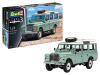 Revell 07047 1/24 Land Rover Series III