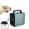 Sparmax ARISM Mini Kit [ARISM Mini compressor(220V) + MAX-3 airbrush + Airbrush Cleaning Pot]