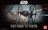 Bandai 0203218 1/72 First Order Tie Fighter [Starwars]