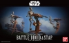 Bandai 0207575 1/12 Battle Droid & Stap [Starwars]