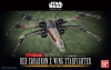 Bandai 0210522 1/72 & 1/144 Red Squadron X-Wing Starfighter [Starwars]