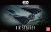 Bandai 0214474 1/72 Tie Striker [Starwars]