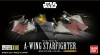 Bandai VM010(0217623) Vehicle Model 010 A-Wing Starfighter (2 kits) [Starwars]