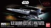 Bandai VM011(0219553) Vehicle Model 011 Blue Squadron Resistance X-Wing Fighter [Starwars]