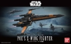 Bandai 0210500 1/72 Poe's X-Wing Fighter [Starwars]