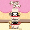 Sweet Five [Board Game]