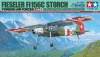 Tamiya 25158 1/48 Fieseler Fi156C Storch (Foreign Air Forces)