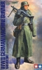 Tamiya 36306 1/16 WWII German Machine Gunner w/Greatcoat