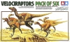 "Tamiay 60105 1/35 Velociraptors ""Pack of Six"""