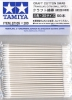 Tamiya 87105 Craft Cotton Swab (Triangular, Extra Small, 50pcs.)
