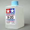 Tamiya X-20 Enamel Thinner (250ml)