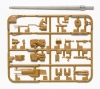 Tamiya 12664 1/35 Metal Gun Barrel Set for Tamiya 35345 German Tank Panther Ausf.D