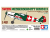 "Tamiya 25200 1/48 Bf109E-3 ""Swiss Air Force"""