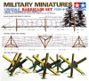 Tamiya 35027 1/35 Barricade Set