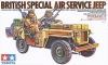 Tamiya 35033 1/35 British Special Air Service (SAS) Jeep