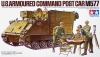 Tamiya 35071 1/35 U.S. Armoured Command Post Car M577