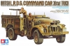 Tamiya 35092 1/35 British L.R.D.G. Command Car 30cwt Truck
