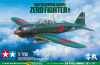 Tamiya 60779 1/72 Mitsubishi A6M5 Zero Fighter (Zeke) Model 52