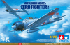 Tamiya 60780 1/72 Mitsubishi A6M2b Zero Fighter (Zeke) Model 21