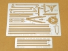 Tamiya 61072 1/48 Fairey Swordfish Floatplane Photo-etched Bracing Wire (for Tamiya 61071)