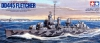 Tamiya 78012 1/350 U.S. Navy Destroyer DD-445 USS Fletcher