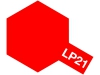 Tamiya Lacquer Paint LP-21 Italian Red