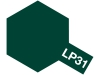 Tamiya Lacquer Paint LP-31 Dark Green 2 (IJN) (Semi-Gloss)