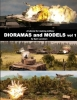 A tutorial for making military DIORAMAS and MODELS vol 1 - by Bjørn Jacobsen (Book)