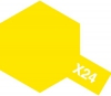 Tamiya Acrylic Color X-24 Cear Yellow