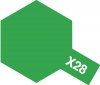 Tamiya Acrylic Color X-28 Park Green